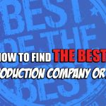 How to Find the Best Video Production Company or Agency